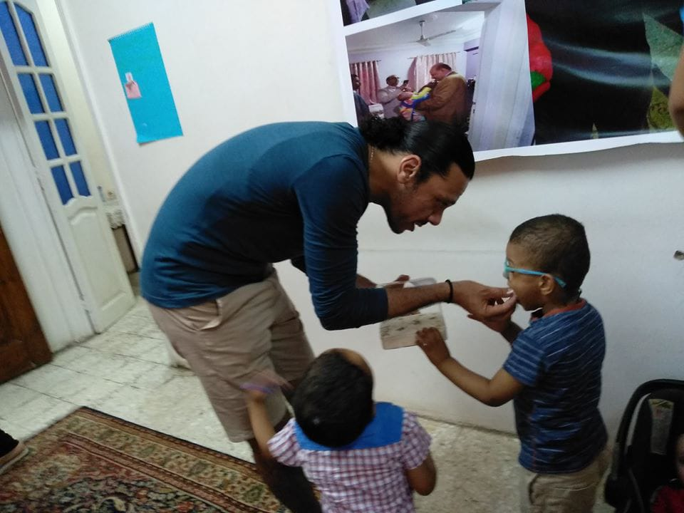 Egypt baby 2